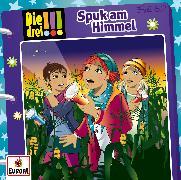 Cover-Bild zu Die drei !!! 62: Spuk am Himmel von Sol, Mira