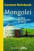 Cover-Bild zu Rohrbach, Carmen: Mongolei (eBook)
