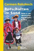 Cover-Bild zu Rohrbach, Carmen: Botschaften im Sand