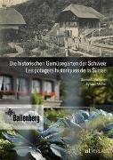 Cover-Bild zu Die historischen Gemüsegärten der Schweiz Les potagers historiques de la Suisse von Flammer, Dominik