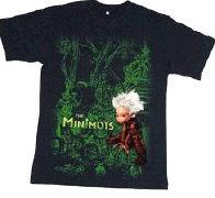 Cover-Bild zu Arthur und die Minimoys T-Shirt Gr. L