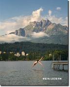 Cover-Bild zu Mein Luzern von Gmür, Heidi
