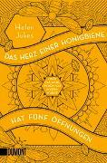 Cover-Bild zu Jukes, Helen: Das Herz einer Honigbiene hat fünf Öffnungen