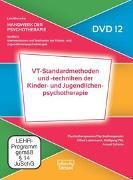 Cover-Bild zu VT-Standardmethoden und -techniken der Kinder- und Jugendlichenpsychotherapie (DVD 12) von Luttermann, Alfred (Hrsg.)