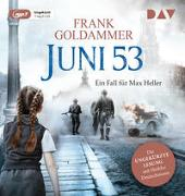 Cover-Bild zu Juni 53. Ein Fall für Max Heller von Goldammer, Frank