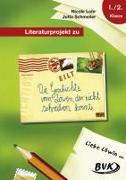 """Cover-Bild zu Literaturprojekt zu """"Die Geschichte vom Löwen, der nicht schreiben konnte"""" von Lohr, Nicole"""