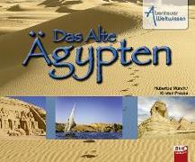 Cover-Bild zu Abenteuer Weltwissen - Das Alte Ägypten von Preuss, Kirsten
