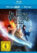 Cover-Bild zu Die Legende von Aang 3D von Shyamalan, M. Night