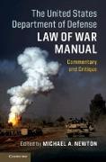 Cover-Bild zu United States Department of Defense Law of War Manual (eBook) von Newton, Michael A. (Hrsg.)