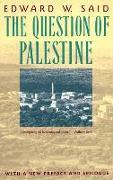 Cover-Bild zu Said, Edward W.: The Question of Palestine