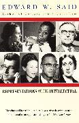 Cover-Bild zu Said, Edward W.: Representations of the Intellectual