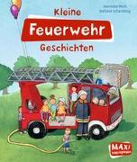 Cover-Bild zu Kleine Feuerwehr Geschichten von Wich, Henriette