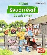 Cover-Bild zu Kleine Bauernhof Geschichten von Bosse, Sarah