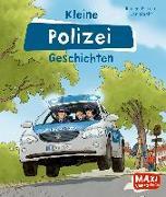 Cover-Bild zu Kleine Polizei Geschichten von Bertram, Rüdiger