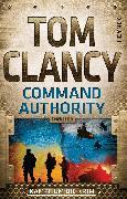 Cover-Bild zu Clancy, Tom: Command Authority (eBook)