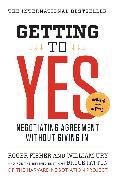Cover-Bild zu Getting to Yes von Fisher, Roger