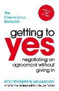 Cover-Bild zu Getting to Yes (eBook) von Fisher, Roger