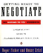 Cover-Bild zu Getting Ready to Negotiate (eBook) von Fisher, Roger