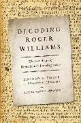 Cover-Bild zu Decoding Roger Williams von Fisher, Linford D.