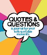 Cover-Bild zu Quotes & Questions von Pocrass, Kate