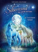 Cover-Bild zu Silberwind, das weiße Einhorn (Band 1) - Der verzauberte Spiegel von Grimm, Sandra
