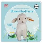 Cover-Bild zu Mein liebstes Kuscheltierbuch. Bauernhoftiere von Grimm, Sandra