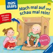 Cover-Bild zu ministeps: Mach mal auf und schau mal rein von Grimm, Sandra