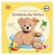 Cover-Bild zu Mein liebstes Kuscheltierbuch. Entdecke die Farben von Grimm, Sandra
