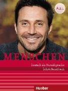 Cover-Bild zu Menschen A2. Paket Lehrerhandbuch A2/1 und A2/2 von Kalender, Susanne