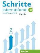Cover-Bild zu Schritte international Neu 2. Lehrerhandbuch von Kalender, Susanne