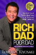 Cover-Bild zu Rich Dad Poor Dad (eBook) von Kiyosaki, Robert T.