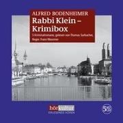 Cover-Bild zu Bodenheimer, Alfred: Rabbi Klein - Krimibox