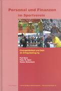 Cover-Bild zu Personal und Finanzen im Sportverein von Senn, Paul