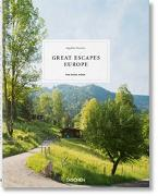 Cover-Bild zu Taschen, Angelika (Hrsg.): Great Escapes Europe. The Hotel Book. 2019 Edition