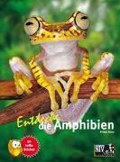 Cover-Bild zu Entdecke die Amphibien von Kunz, Kriton