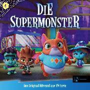 Cover-Bild zu Folge 4: Glorb das Mampfmonster (Das Original-Hörspiel zur TV-Serie) (Audio Download) von Karallus, Thomas