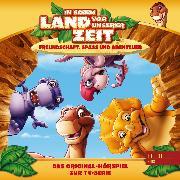 Cover-Bild zu Folge 1: Die Höhle der vielen Stimmen / Der verlorene Zahn (Das Original-Hörspiel zur TV-Serie) (Audio Download) von Karallus, Thomas