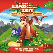 Cover-Bild zu Folge 3: Gefährliche Spiele / Der kleine Angeber (Das Original-Hörspiel zur TV-Serie) (Audio Download) von Karallus, Thomas
