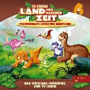 Cover-Bild zu Folge 10: Das mutige Dreihornmädchen / Die Langhalsprüfung (Das Original Hörspiel zur TV-Serie) (Audio Download) von Karallus, Thomas
