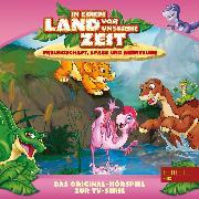 Cover-Bild zu Folge 8: Gruselige Schlafgeschichten / Der einsame Dinosaurier (Das Original-Hörspiel zur TV-Serie) (Audio Download) von Karallus, Thomas
