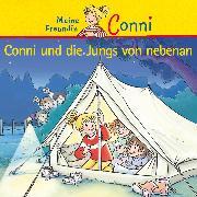 Cover-Bild zu Conni und die Jungs von nebenan (Audio Download) von Boehme, Julia
