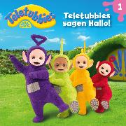 Cover-Bild zu 01: Teletubbies sagen Hallo! (Audio Download) von Wakonigg, Daniela