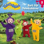 Cover-Bild zu 02: Zeit für Teletubbies (Audio Download) von Wakonigg, Daniela