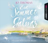 Cover-Bild zu Ein Sommer in Galway von Thomas, Jo