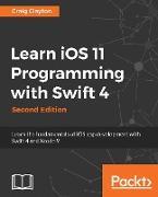 Cover-Bild zu Learn iOS 11 Programming with Swift 4 (eBook) von Craig Clayton, Clayton