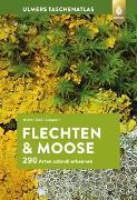Cover-Bild zu Wirth, Volkmar: Ulmers Taschenatlas Flechten und Moose