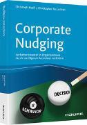 Cover-Bild zu Corporate Nudging von Harff, Christoph