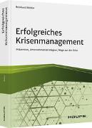 Cover-Bild zu Erfolgreiches Krisenmanagement von Bleiber, Reinhard