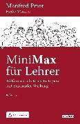 Cover-Bild zu MiniMax für Lehrer von Prior, Manfred