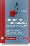 Cover-Bild zu Enterprise IT-Governance im digitalen Zeitalter von Tiemeyer, Ernst